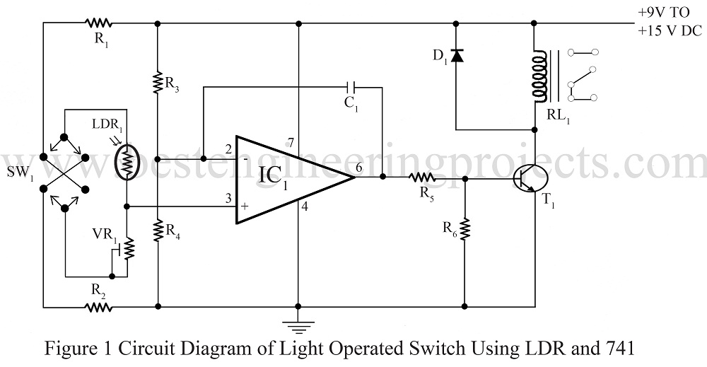 Ldr Control Switch Circuit Diagram | Wiring Diagram on xs650 chopper forum, wiring harness diagram, xs650 chopper brakes, xs650 clutch lever diagram, adult learning model diagram, 1977 yamaha xs650 electrical diagram, xs650 ignition wiring, xs650 chopper parts, xs650 wiring diagram without points, xs650 simplified wiring, xs650 wiring schematic engine, xs650 chopper exhaust, 1980 xs650 cdi wiring diagram, xs650 engine diagram, boyer ignition wiring diagram, xs650 bobber wiring diagram, motorcycle charging system diagram, 81 xs650 electrical diagram, simple harley wiring diagram,