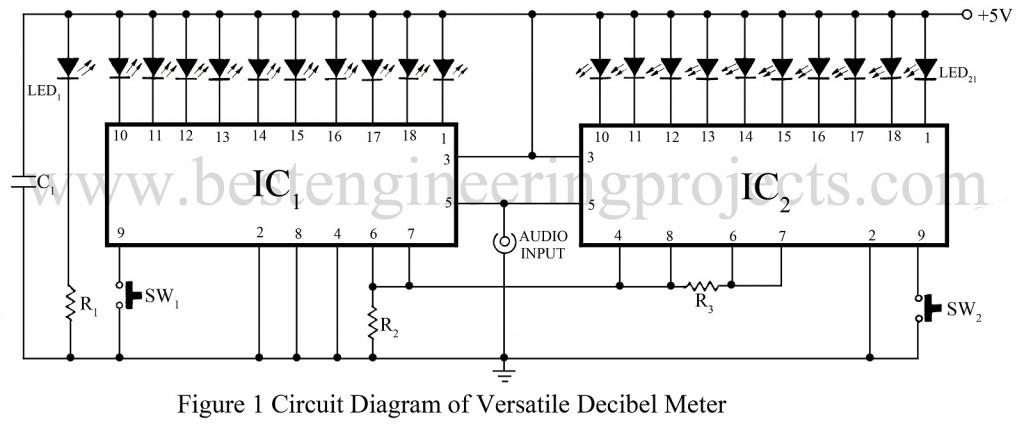 a versatile decibel meter circuit