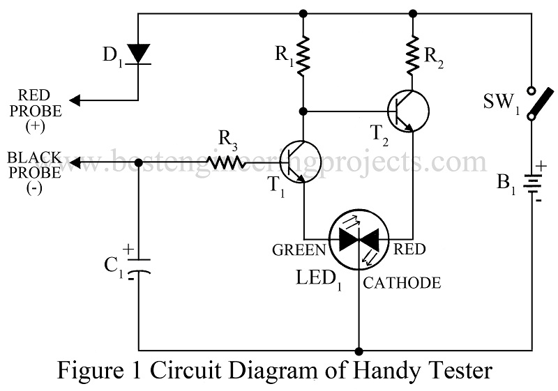Superb Electronic Measurement And Test Circuit Electronic Circuit Wiring 101 Xrenketaxxcnl