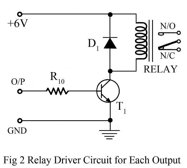 light controlled digital fan regulator circuit