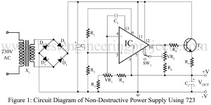 Power Supply Based Projects