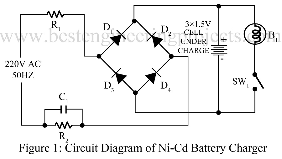 [DIAGRAM_4FR]  Easy Electronics Projects - Engineering Projects | Project Of Circuit Diagram |  | Engineering Projects