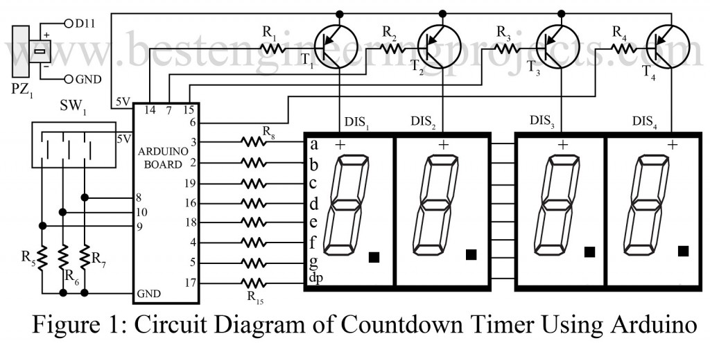 countdown timer using arduino engineering projects rh bestengineeringprojects com