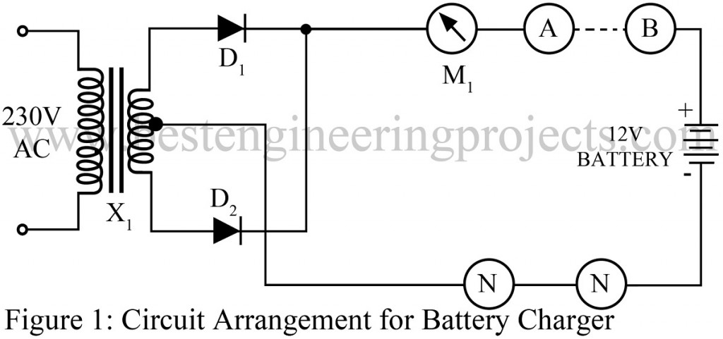overcharge protection for 12v battery