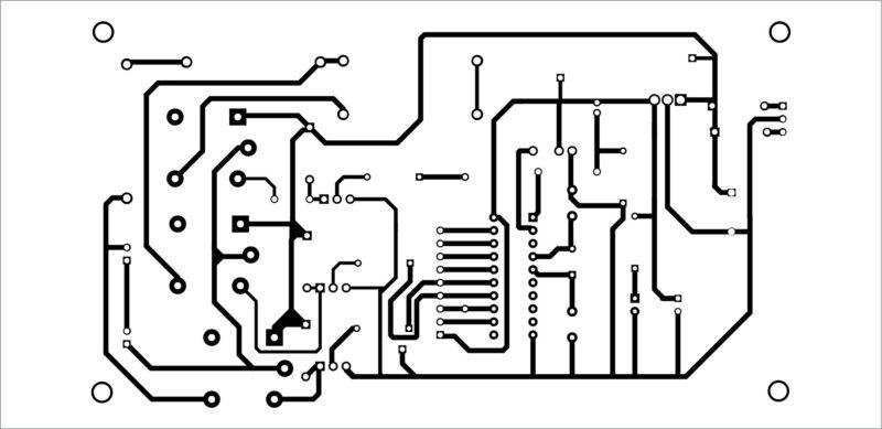 IR Remote Controller Fan Regulator using AT89C2051 - Engineering