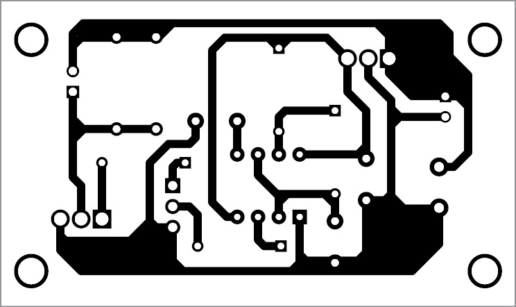 wireless mobile charger circuit diagram