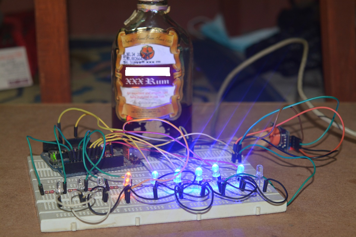 Diy Breathalyzer Using Arduino And Mq 3 Sensor Module Wiring Diagram