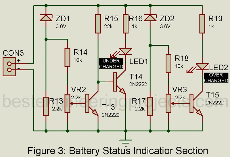 Offline UPS Circuit - Engineering Projects on ups battery, ups power supply schematic, ups design schematic, ups transformer schematic,