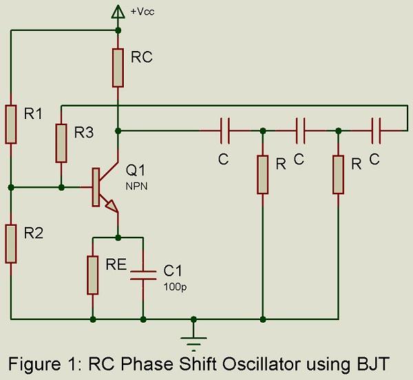 audio oscillators engineering projects