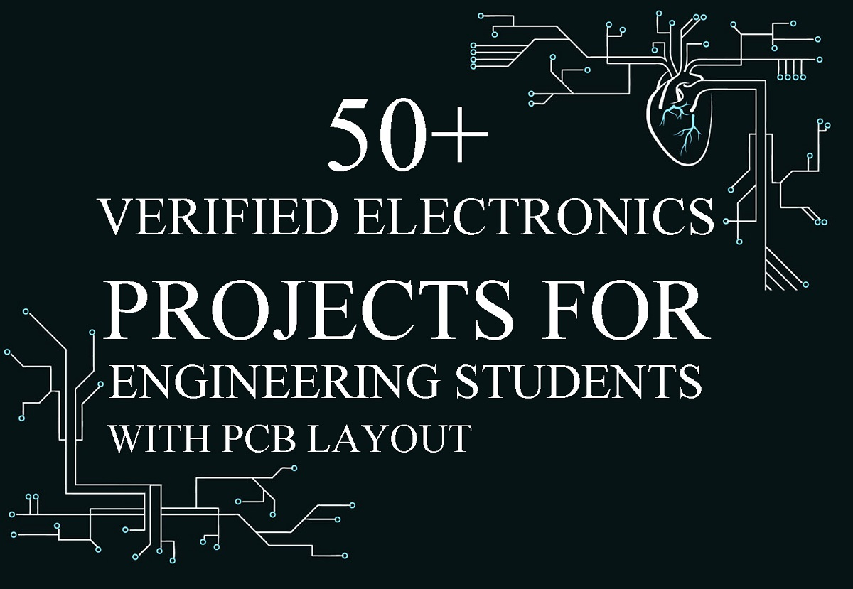 50 Verified Electronics Projects With Pcb Layout Ece Rockstars Microcontrollerbased Solar Charger The Research Assistance You Seek For This Task Is Now Available In Form Of Post Basically Contains A List 100s