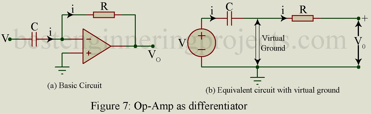 Application of Op-Amp - Engineering Projects