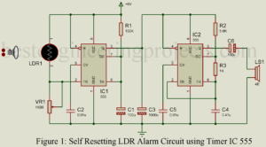 alarm / sound generator - Engineering Projects