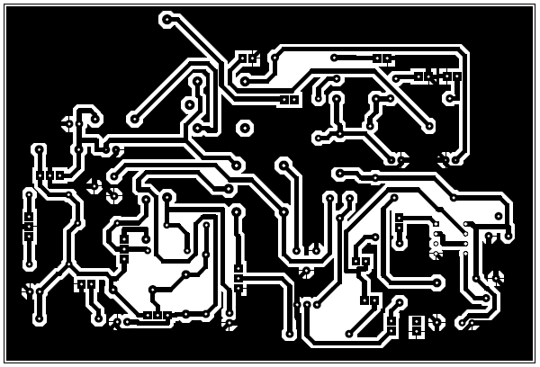 12V Lead Acid Battery Charger Circuit - Engineering Projects
