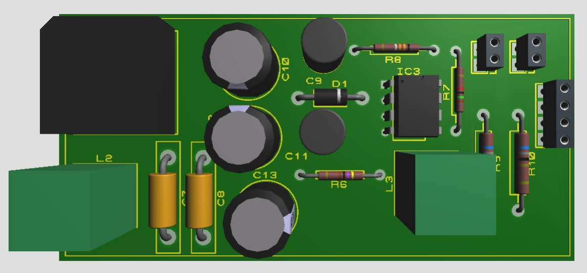 Wireless Mobile Charger Circuit Diagram - Engineering Projects on